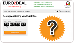 Screenshot Euro2deal.nl